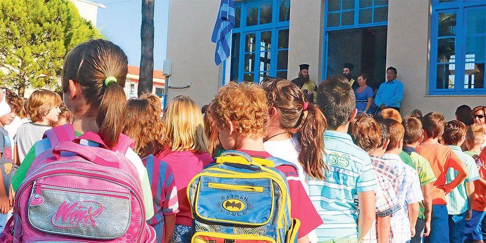 Κεραμέως: Μάσκα στα παιδιά από τα νηπιαγωγεία ζητούν οι λοιμωξιολόγοι και το αποδεχόμαστε
