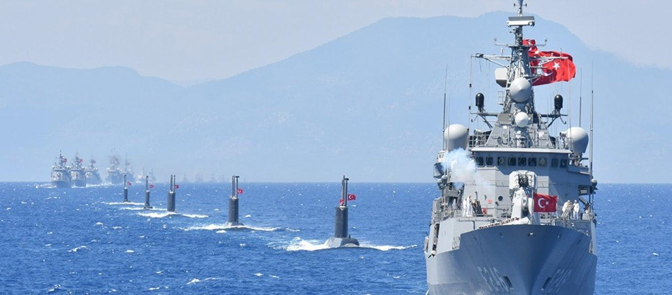 Άγκυρα σε Τούρκους πλοιάρχους: «Ανοίξτε πυρ κατά των ελληνικών πλοίων όποτε κρίνετε - Μη μας ρωτήσετε»