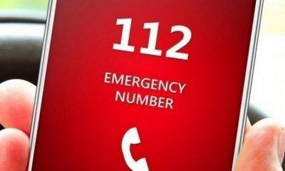 Έκτακτο SMS από το 112 για τον κοροναϊό