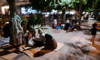 Απίστευτος συνωστισμός μεταναστών στην Βικτώρια – Εστία κορονοϊού στην Αθήνα