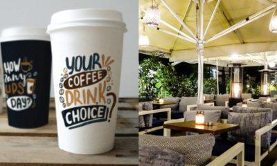 Επανάσταση στην αγορά καφέ: Με δικό σου ποτήρι στην καφετέρια αλλιώς… χαράτσι