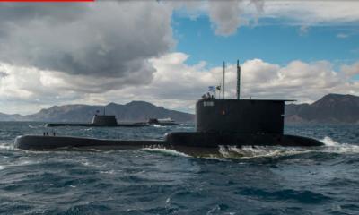 Τριανταπέντε μέρες κάτω από τη θάλασσα έμειναν τα πληρώματα των υποβρυχίων μας