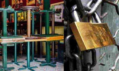 Κλείνουν μπαρ και εστιατόρια 16-22 Σεπτεμβρίου – Επιχειρηματίες προχωρούν σε lockdown
