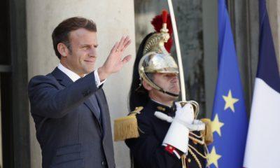 Μακρόν: Και στα ελληνικά το μήνυμα αλληλεγγύης του Γάλλου προέδρου για τη Μόρια