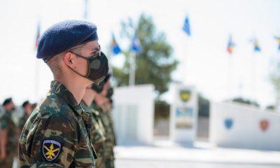 Ορκίστηκε στρατιώτης ο γιος του Κυριάκου Μητσοτάκη