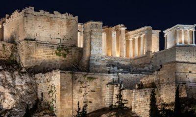 Απόψε η Ακρόπολη θα λάμψει με το νέο της φωτισμό -Θα ανάψει σε live μετάδοση παγκοσμίως στις 20:00