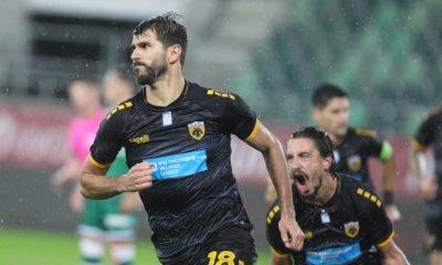Europa League, Σεντ Γκάλεν-ΑΕΚ 0-1: Πέρασε και παίζει την πρόκριση στους ομίλους κόντρα στη Βόλφσμπουργκ