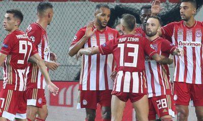 Play off Champions League: Κουνάει σεντόνι ο Ολυμπιακός - Κέρδισε (2-0) την Ομόνοια