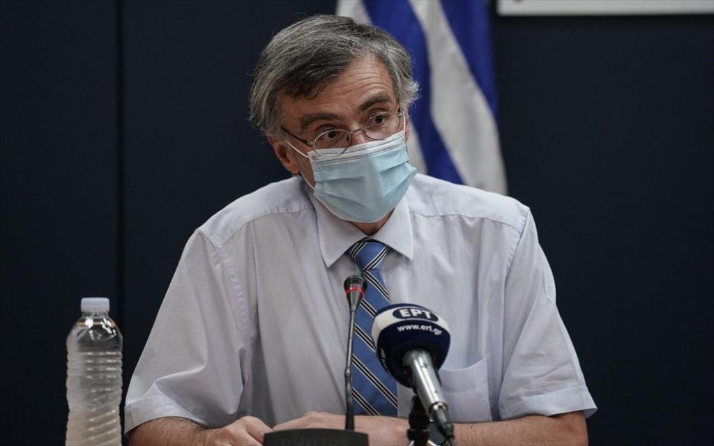 Τσιόδρας : Πού ήταν την ώρα της ενημέρωσης για την πανδημία