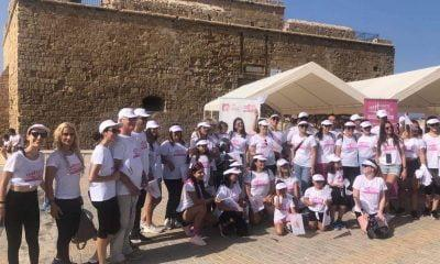 Πραγματοποιήθηκε το πρώτο Race for the Cure στην Κύπρο