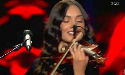 The Voice: Μάγεψε τους coaches με το βιολί της