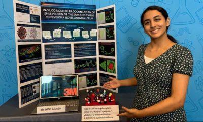 Η ανακάλυψη μιας 14χρονης μπορεί να οδηγήσει στην θεραπεία του κορονοϊού!