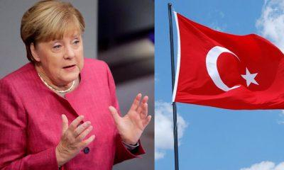 Μέρκελ: «Η Τουρκία επιτελεί θαυμαστό και αξιοσημείωτο έργο σε ό,τι αφορά τη φιλοξενία 4 εκατ. προσφύγων»