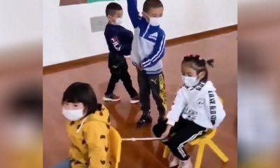 Μαθήματα πολιτισμού σε νηπιαγωγείο της Ιαπωνίας: Έτσι μαθαίνουν τους «κανόνες» στα ΜΜΜ