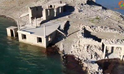 Το χωριό φάντασμα που αναπαύεται στην υδάτινη αγκαλιά του Μόρνου