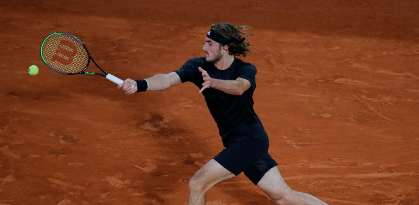 Roland Garros: Ο ανίκητος Τζόκοβιτς έσβησε το όνειρο του συγκλονιστικού Τσιτσιπά για τελικό