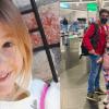 Μικρή Αναστασία: Ξεκίνησε το ταξίδι ελπίδας της 7χρονης με καρκίνο εγκέφαλου για την Αμερική