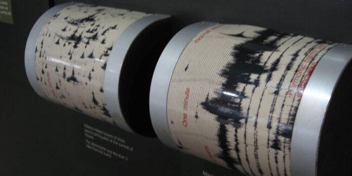 Σεισμός τώρα στη Σίφνο
