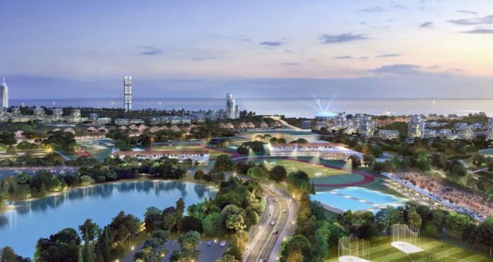 Lamda Development: Την Τετάρτη παρουσιάζεται ο ουρανοξύστης Marina Tower – Πώς θα το δείτε live